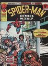 Cover for Spider-Man Comics Weekly (Marvel UK, 1973 series) #135