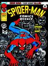 Cover for Spider-Man Comics Weekly (Marvel UK, 1973 series) #138