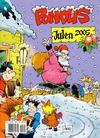 Cover for Pondus julehefte (Bladkompaniet / Schibsted, 1999 series) #2005