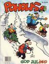 Cover for Pondus julehefte (Bladkompaniet / Schibsted, 1999 series) #[1999]
