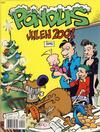 Cover for Pondus julehefte (Bladkompaniet / Schibsted, 1999 series) #2001