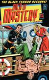 Cover for Men of Mystery Comics (AC, 1999 series) #54