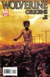 Cover for Wolverine: Origins (Marvel, 2006 series) #10 [Suydam Cover]