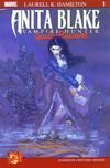 Cover for Anita Blake: Vampire Hunter in Guilty Pleasures (Marvel, 2006 series) #1 [wraparound]