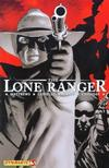 Cover for The Lone Ranger (Dynamite Entertainment, 2006 series) #3 [Reorder Variant Cover]