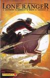 Cover for The Lone Ranger (Dynamite Entertainment, 2006 series) #4