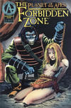 Cover for Planet of the Apes: The Forbidden Zone (Malibu, 1992 series) #2