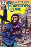 Cover for Planet of the Apes: The Forbidden Zone (Malibu, 1992 series) #4