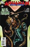 Cover for Aquaman: Sword of Atlantis (DC, 2006 series) #48
