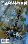 Cover for Aquaman: Sword of Atlantis (DC, 2006 series) #49