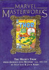 Cover Thumbnail for Marvel Masterworks: The Mighty Thor (2003 series) #2 (26) [Limited Variant Edition]