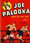 Cover for Joe Palooka Fights His Way Back (Harvey, 1945 series)