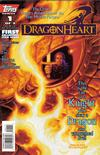 Cover for DragonHeart (Topps, 1996 series) #1