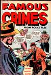 Cover for Famous Crimes (Fox, 1948 series) #9