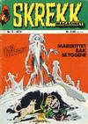 Cover for Skrekk Magasinet (Illustrerte Klassikere / Williams Forlag, 1972 series) #5/1972