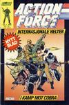 Cover for Action Force (Bladkompaniet / Schibsted, 1988 series) #1/1988