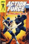 Cover for Action Force (Bladkompaniet / Schibsted, 1988 series) #2/1988