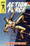 Cover for Action Force (Bladkompaniet / Schibsted, 1988 series) #3/1988