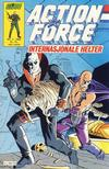 Cover for Action Force (Bladkompaniet / Schibsted, 1988 series) #4/1988