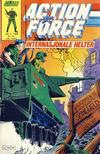 Cover for Action Force (Bladkompaniet / Schibsted, 1988 series) #5/1988