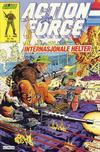 Cover for Action Force (Bladkompaniet / Schibsted, 1988 series) #2/1989
