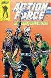 Cover for Action Force (Bladkompaniet / Schibsted, 1988 series) #4/1989
