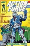 Cover for Action Force (Bladkompaniet / Schibsted, 1988 series) #5/1989