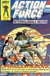 Cover for Action Force (Bladkompaniet / Schibsted, 1988 series) #6/1989