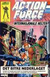 Cover for Action Force (Bladkompaniet / Schibsted, 1988 series) #7/1989