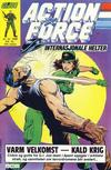 Cover for Action Force (Bladkompaniet / Schibsted, 1988 series) #10/1989
