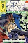 Cover for Action Force (Bladkompaniet / Schibsted, 1988 series) #11/1989
