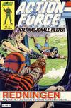 Cover for Action Force (Bladkompaniet / Schibsted, 1988 series) #12/1989