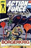 Cover for Action Force (Bladkompaniet / Schibsted, 1988 series) #1/1990