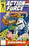 Cover for Action Force (Bladkompaniet / Schibsted, 1988 series) #2/1990