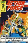 Cover for Action Force (Bladkompaniet / Schibsted, 1988 series) #3/1990