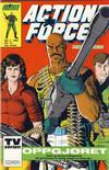 Cover for Action Force (Bladkompaniet / Schibsted, 1988 series) #4/1990