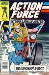 Cover for Action Force (Bladkompaniet / Schibsted, 1988 series) #5/1990