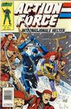 Cover for Action Force (Bladkompaniet / Schibsted, 1988 series) #6/1990