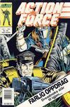 Cover for Action Force (Bladkompaniet / Schibsted, 1988 series) #7/1990