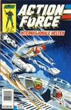 Cover for Action Force (Bladkompaniet / Schibsted, 1988 series) #8/1990
