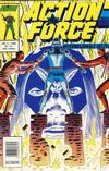 Cover for Action Force (Bladkompaniet / Schibsted, 1988 series) #9/1990