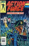 Cover for Action Force (Bladkompaniet / Schibsted, 1988 series) #11/1990