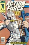 Cover for Action Force (Bladkompaniet / Schibsted, 1988 series) #12/1990