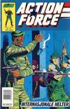 Cover for Action Force (Bladkompaniet / Schibsted, 1988 series) #1/1991