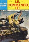 Cover for Action Serien (Atlantic Forlag, 1976 series) #4/1985