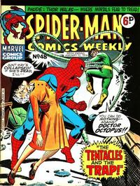 Cover Thumbnail for Spider-Man Comics Weekly (Marvel UK, 1973 series) #48