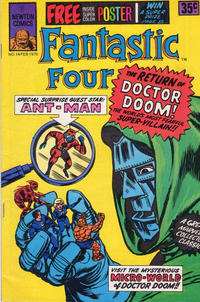 Cover Thumbnail for Fantastic Four (Newton Comics, 1974 series) #14