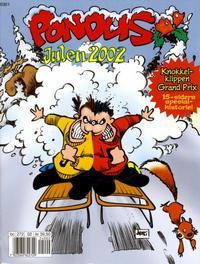 Cover Thumbnail for Pondus julehefte (Bladkompaniet / Schibsted, 1999 series) #2002