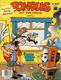Cover Thumbnail for Pondus - Alt For Norge (Bladkompaniet / Schibsted, 1998 series)