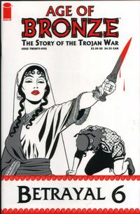 Cover Thumbnail for Age of Bronze (Image, 1998 series) #25